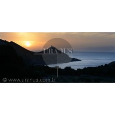 Ege Denizi, Knidos, Datça-Muğla