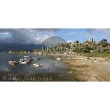 Bafa Gölü, Milas