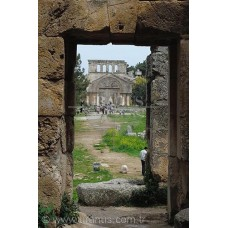 St. Simeon Bazilikası / Halep