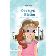 Zeynep ile Sinco Afrodisyas'ı Geziyor
